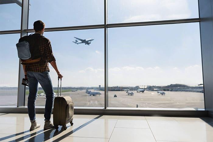 Flugreisen mit Hämophilie A
