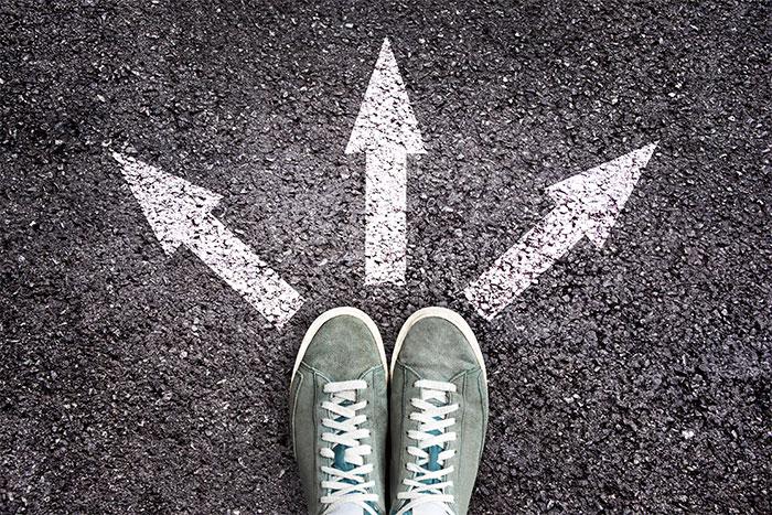 Job und Hämophilie A - in welche Richtung soll es gehen?