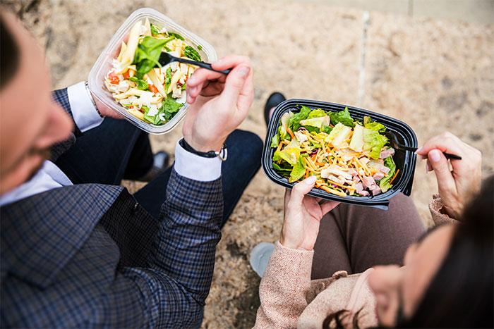 Gesunder Büro-Lunch | Ernährungstipps