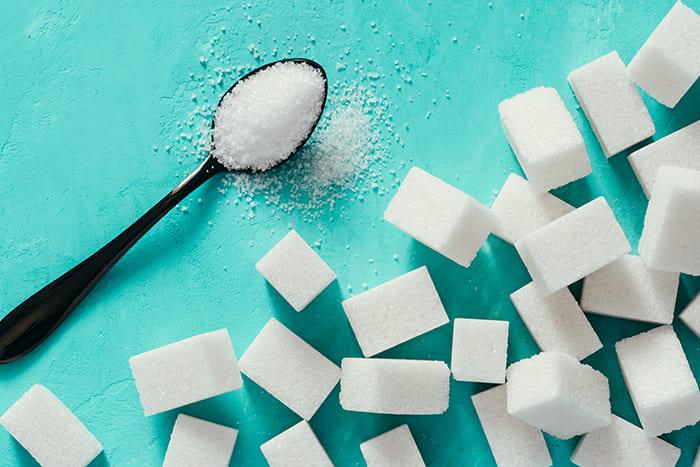 Zucker bei Hämophilie A