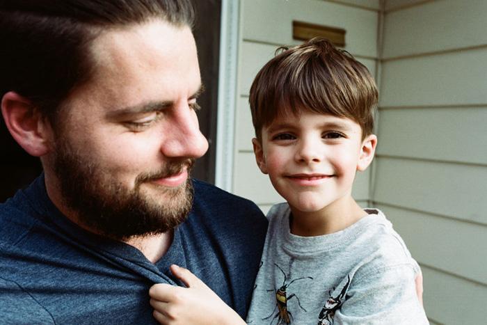 Kinder mit Hämophilie A und ihre Eltern
