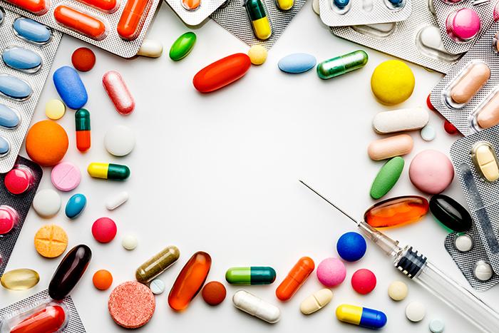 Die Anwendungsform von Medikamenten